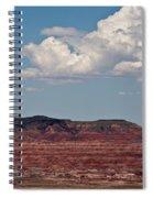 Painted Desert #8 Spiral Notebook