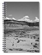 Painted Desert #9 Spiral Notebook