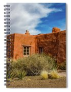 Painted Desert Inn Spiral Notebook