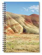 Painted Hills Pano 1 Spiral Notebook