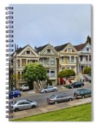 Painted Ladies Spiral Notebook