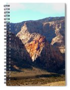 Painted Mountains Spiral Notebook