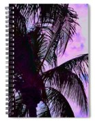 Painted Palms 4 Spiral Notebook