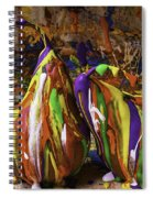 Painted Pears Spiral Notebook