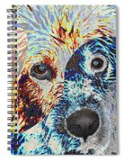 Painters Helper Spiral Notebook