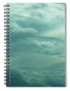 Painting In The Sky Spiral Notebook