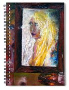 Painting Spiral Notebook