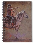 Pair Of Aces Spiral Notebook