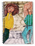 Pajama Party Spiral Notebook