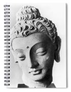 Pakistan: Buddha Spiral Notebook