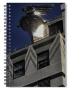 Palace Guard-new York City Spiral Notebook