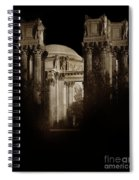 Palace Of Fine Arts Panama-pacific Exposition, San Francisco 1915 Spiral Notebook