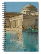 Palace Of Fine Arts Spiral Notebook
