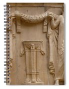Palace Of Fine Arts Ladies Spiral Notebook