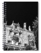 Palace Of Regaleira Spiral Notebook