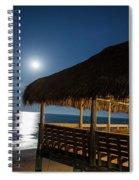 Palapa Paradise Spiral Notebook
