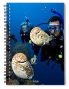 Palau Underwater Spiral Notebook