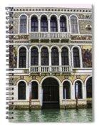 Palazzo Barbarigo Spiral Notebook