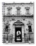Palazzo Dei Celestini Spiral Notebook