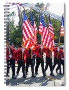 Palenville Fire Department 3 Spiral Notebook