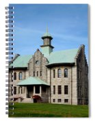 Palenville House 5 Spiral Notebook