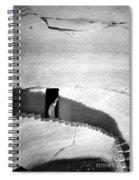 Palestine: Cave Spiral Notebook