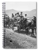 Palestine Colonists, 1920 Spiral Notebook