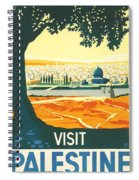 Palestine Spiral Notebook