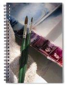 Palette Spiral Notebook