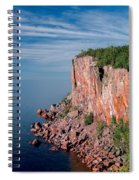 Palisade Head Spiral Notebook