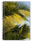 Palm Detail Spiral Notebook