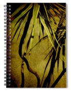 Palm Fronds Are Green Spiral Notebook
