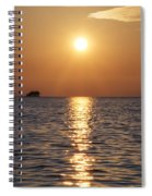 Palm Harbor Florida Spiral Notebook