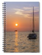 Palm Harbor Has The Best Sunsets Spiral Notebook