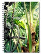 Palm House Pulley Spiral Notebook