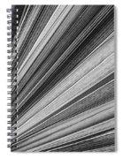 Palm Leaf Texture Spiral Notebook