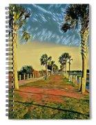 Palm Parkway Spiral Notebook