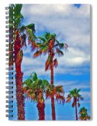 Palm Print Spiral Notebook