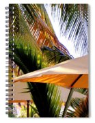 Palm Serenity Spiral Notebook