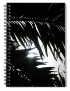 Palm Silhouettes Kaanapali Spiral Notebook