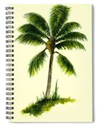 Palm Tree Number 1 Spiral Notebook