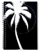 Palm Tree Number 8 Spiral Notebook