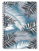 Palm Trees 10 Spiral Notebook