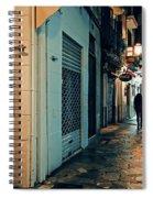 Palma De Mallorca Spiral Notebook