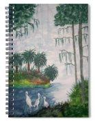 Palmetto Bayou Spiral Notebook