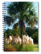 Palmetto Tree  Spiral Notebook