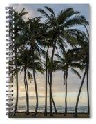 Palms Of Kauai Spiral Notebook
