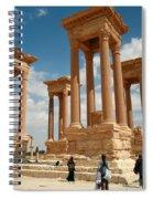 Palmyra-tetrapylon Spiral Notebook