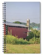 Palos Covered Bridge Spiral Notebook