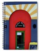 Palouse Door Spiral Notebook